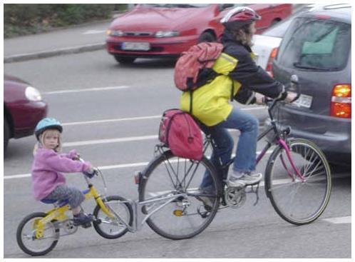 Trygg i trafikken