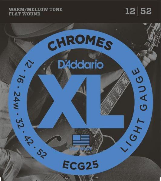 D'Adario ECG24 flat wound  12-52
