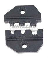 Crimp Jaws, Amp Pin, Fits 35051