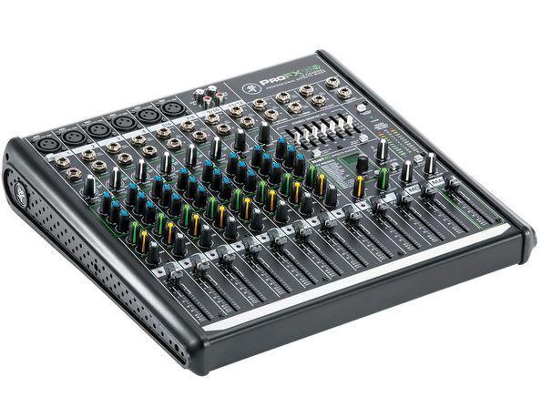 Mackie 12 Channel Professional Effects Mixer with USB