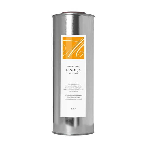 Linolja Exteriör 1 liter