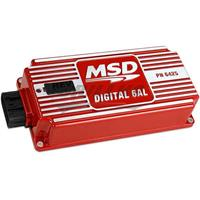 MSD-6AL, Digital Ignition w/rev Control