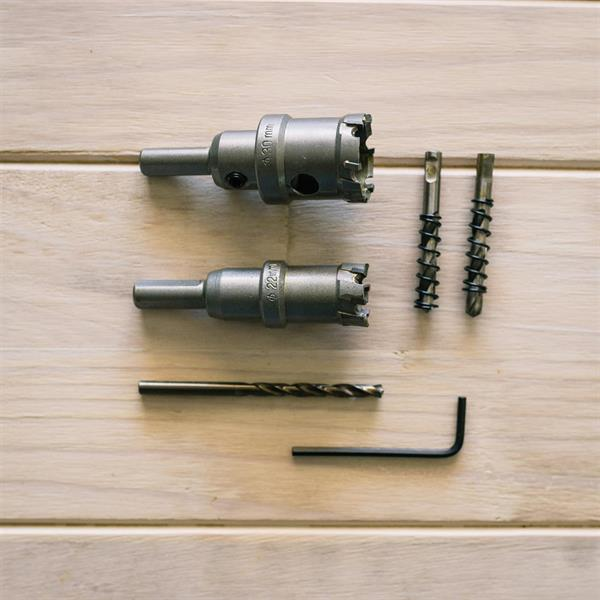 Hole Saw Kit for Re-Circ Bulkhead (MT / KT)