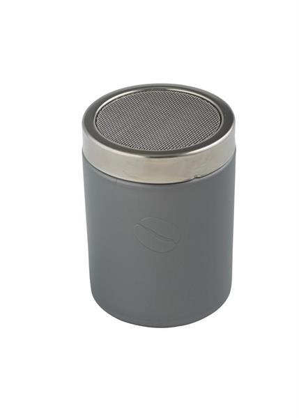 Coffee´s Bean Pulverströare Silver