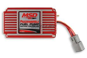 Fuel Pump Voltage Booster, Programmable