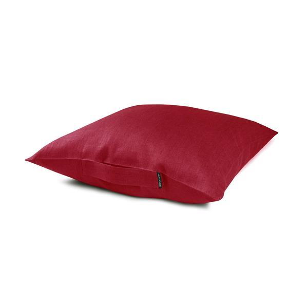 Kuddvar Struktur röd dahlia