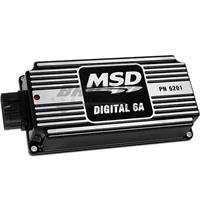BLK MSD-6A, Digital Ignition