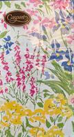 Buffet serviett Meadow flowers, 15stk 3lags
