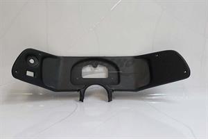 70-78 CAMARO RACEPAK BLACK DASH PANEL