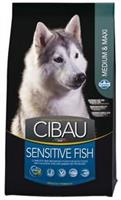 Cibau Sensitive Fish & Rice  2.5 kg