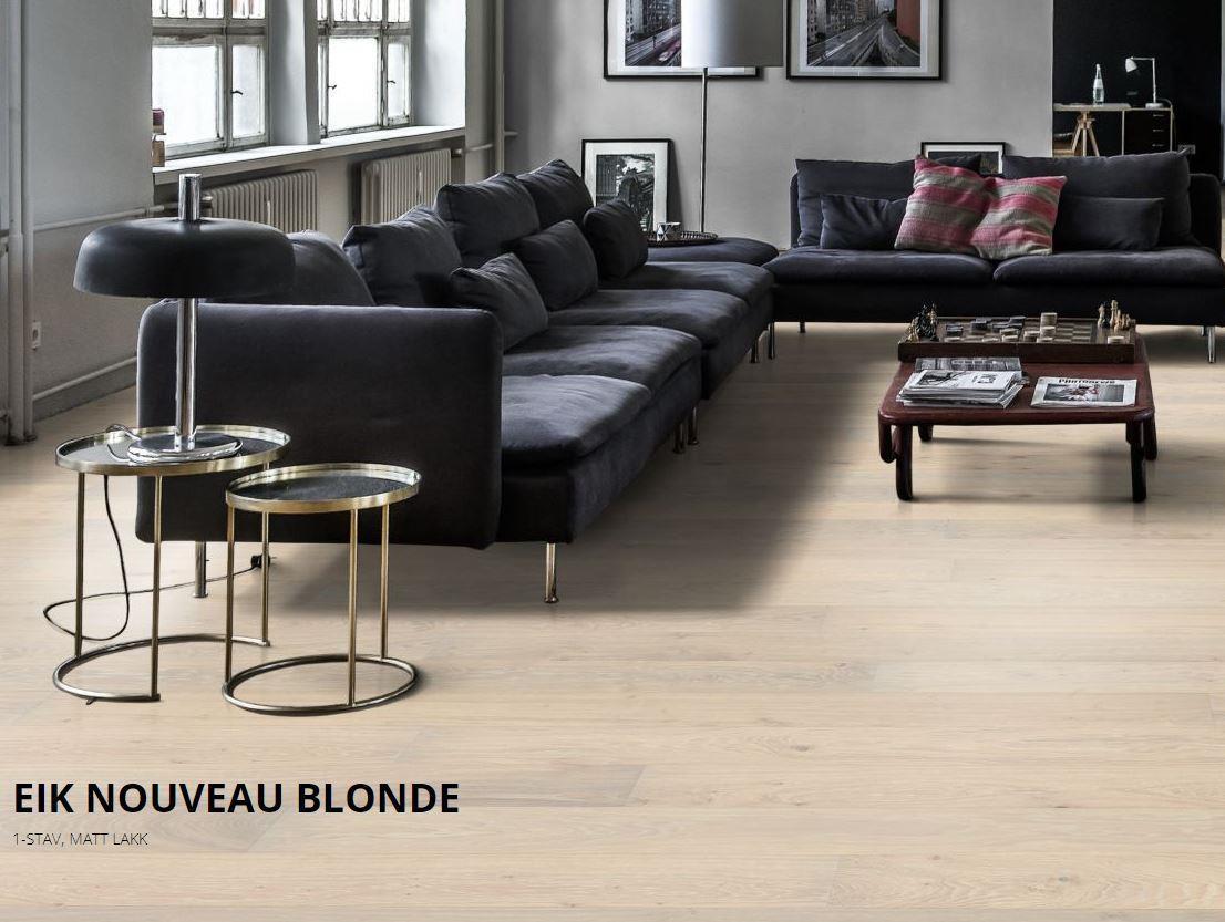 Kährs Eik Nouveau Blonde Classic Nouveau Colletion
