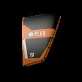 Peter Lynn Escape V8 7 orange
