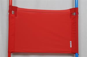 Storslalomflagga WC Safety Soft Röd Fis Homologate