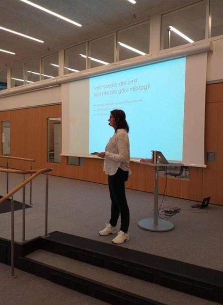 Föreläsning och Workshop på Umeå Universitet