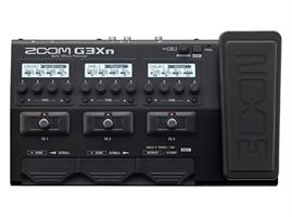 Zoom G3Xn gitar effektpedal