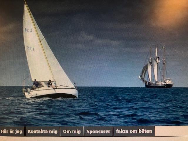 Behandlet seilbåten med Coppercoat i 2015 - nå er han dratt på langtur