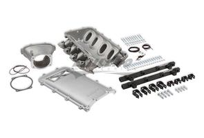 KIT, INT. MANIFOLD, LS1 LO-RAM, SATIN