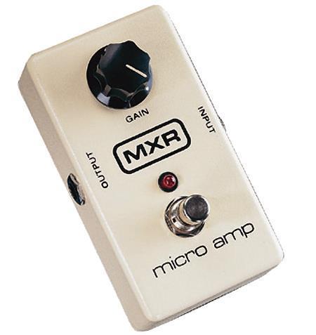 MXR M133 Micro Amp