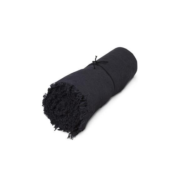 Duk Rustik svart