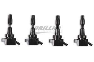 Coils, 15 & Up Hyundai/KIA 1.6LT 4PK Blk