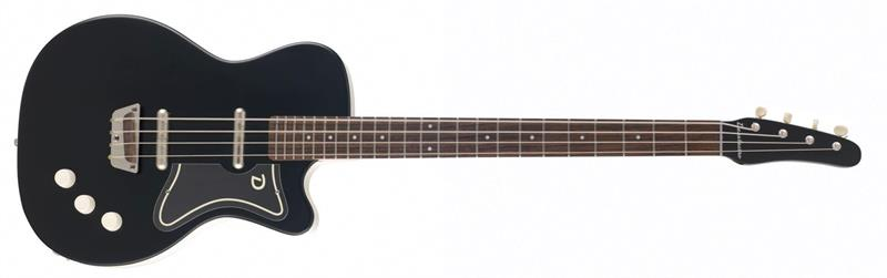 Danelectro 56 Single Cutaway Bass Black