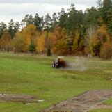 Gödselspridning hösten 2008