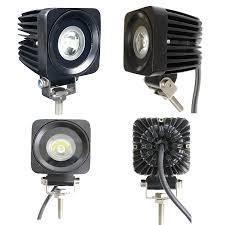 10W LED Strålkastare