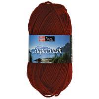 Viking Superwash vinröd