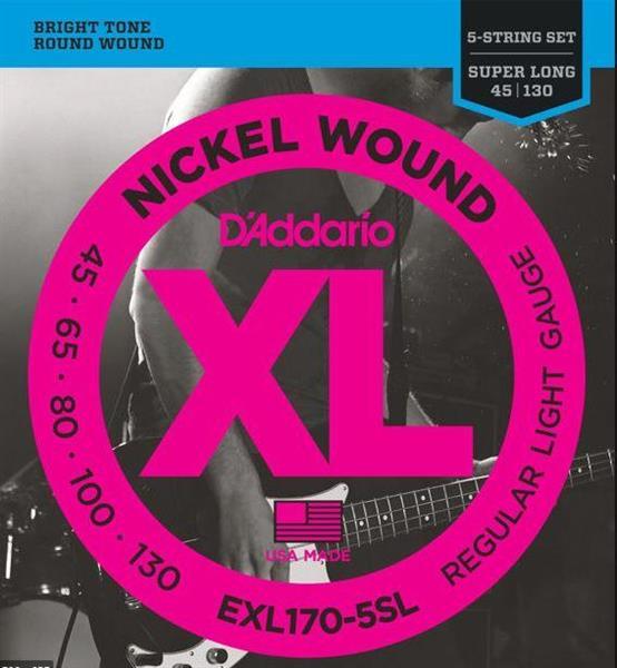 D'Adario EXL 170- 5SL