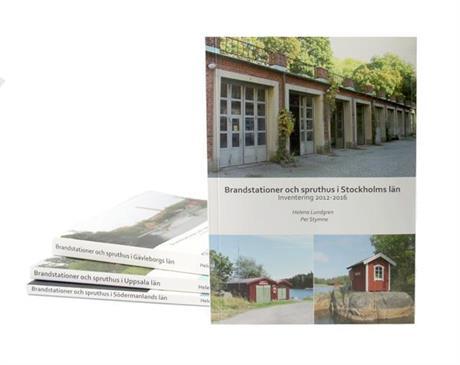 Brandstationer och spruthus