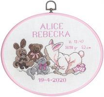 Dop kramdjur Alice/Rebecka