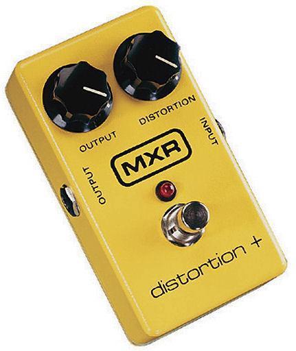 MXR Distortion M-104