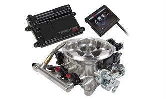 TERMINATOR EFI KIT LSX 24X (POLISHED TB)