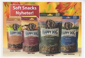 HD Soft Snack 4 påsar