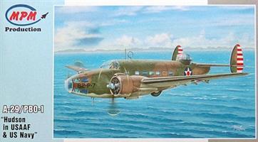 A-29/PBO-1 Hudson