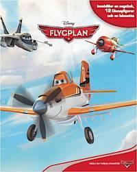 Disney Flygplan sagobok
