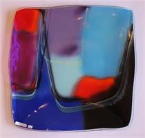 Åshild Karevoll - Abstrakt glasskunst I