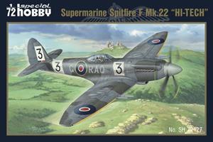 Supermarine Spitfire F Mk.22 Hi-Tech Series