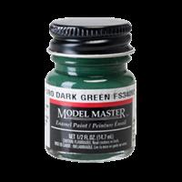 Euro Dark Green FS34092 - Flat
