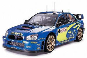 Subaru Impreza WRC Monte Carlo