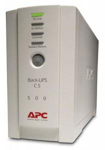 UPS, APC BACK-UPS CS 500VA