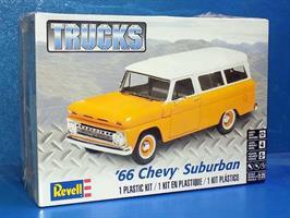 '66 Chevy® Suburban™