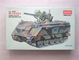M-163 A1 20mm Vulcan