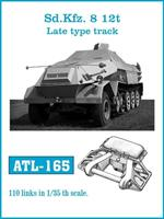 Sd.Kfz.8 12t - late type track