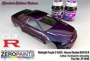 Midnight Purple 3 - LX0 Nissan GT-R R34 2x30ml