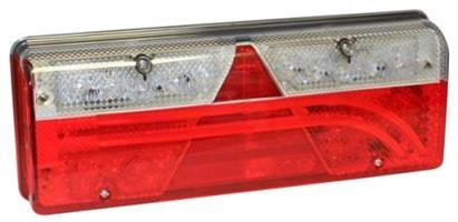 Europoint III (7 stift) LED Vä 4x2 pol
