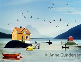 Anne Gundersen-Kjærlighet til havs
