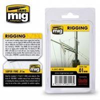 Rigging- Super Fine 0,01mm