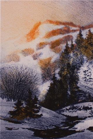 Kjell Thorjussen-Mild vinter