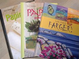 3 hobbybøker